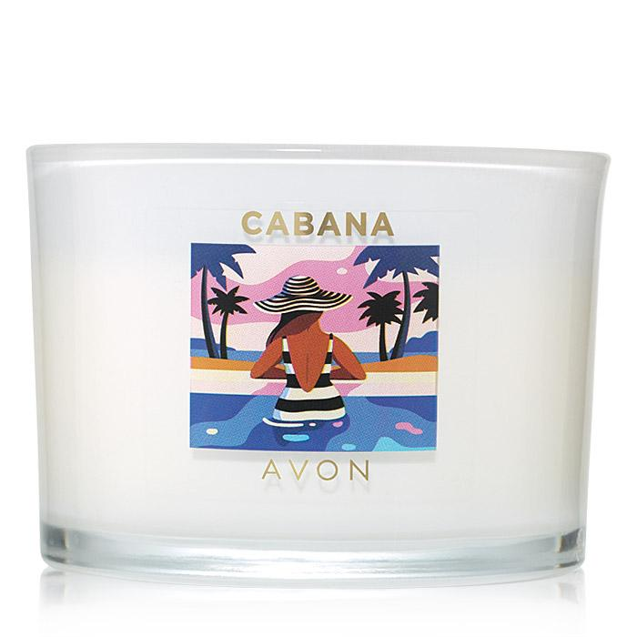 Cabana Candle by Avon