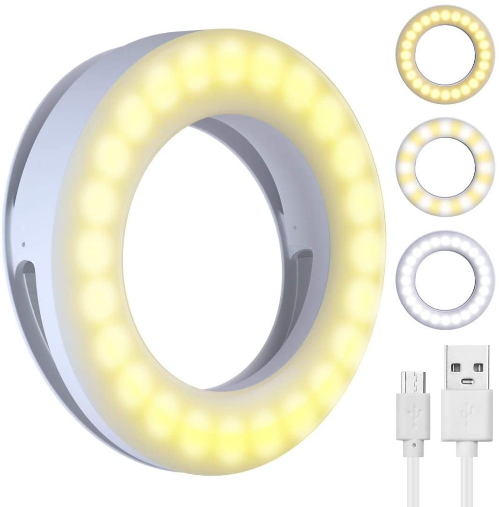 inexpensive Phone light ring
