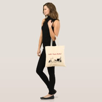 Lets talk Avon tote bag
