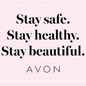 Stay beautiful Avon