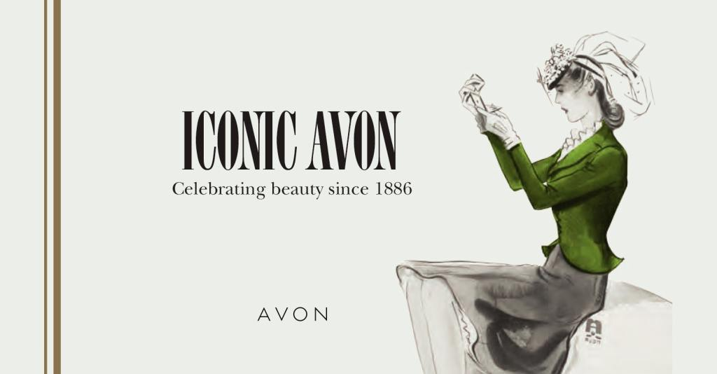 Avon celebrating beauty since 1886