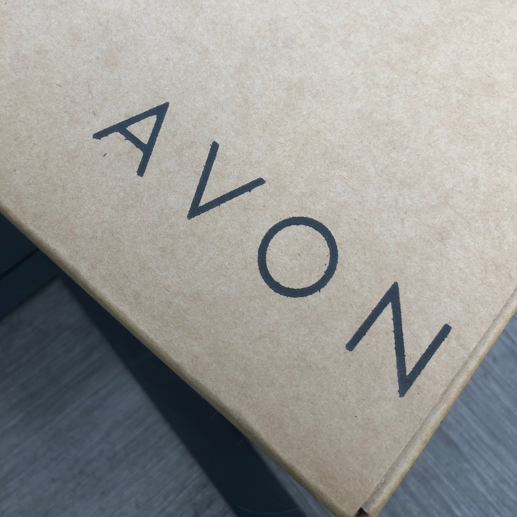 package from Avon