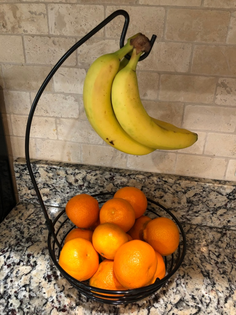 Avon banana holder fruit basket