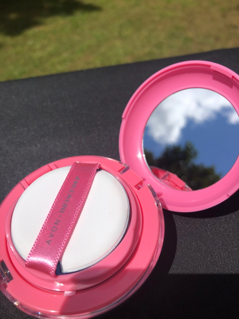 Moisture Cushion Blush product review