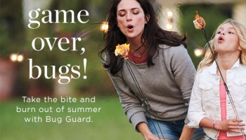 bug guard insect repellent