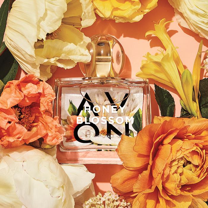Avon Honey Blossom