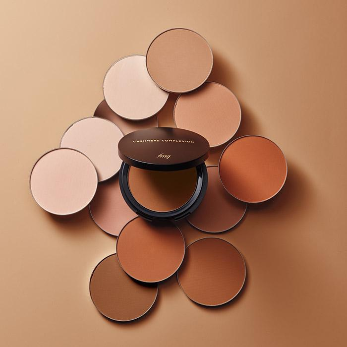 Avon Cashmere Complexion Compact Powder Foundation