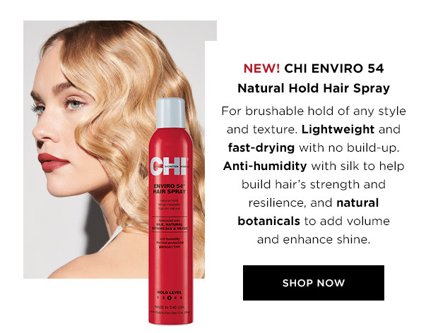 CHI® ENVIRO 54® Natural Hold Hairspray