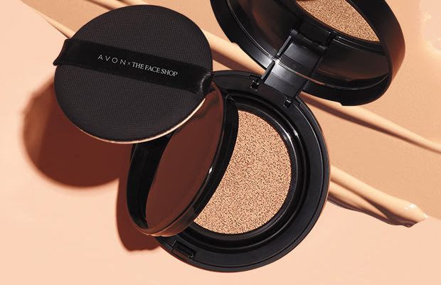 Ink Lasting Cushion Foundation Slim Fit