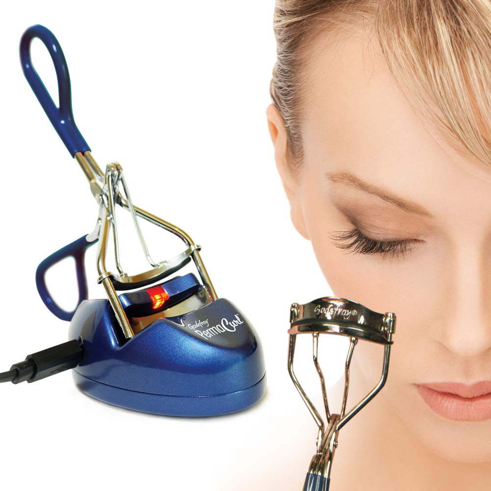 Eyelash Curler Warming Station
