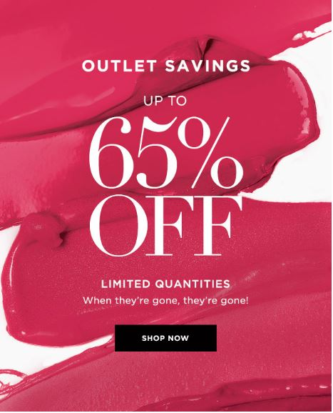 Avon outlet savings