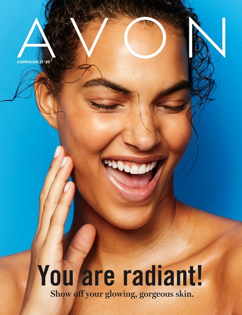 Avon campaign 21 sale flyer.