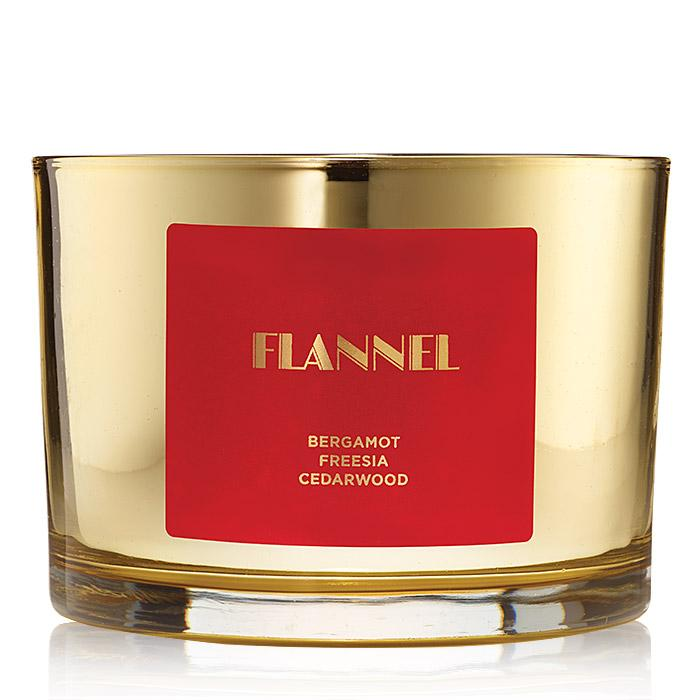 Flannel Candle by Avon