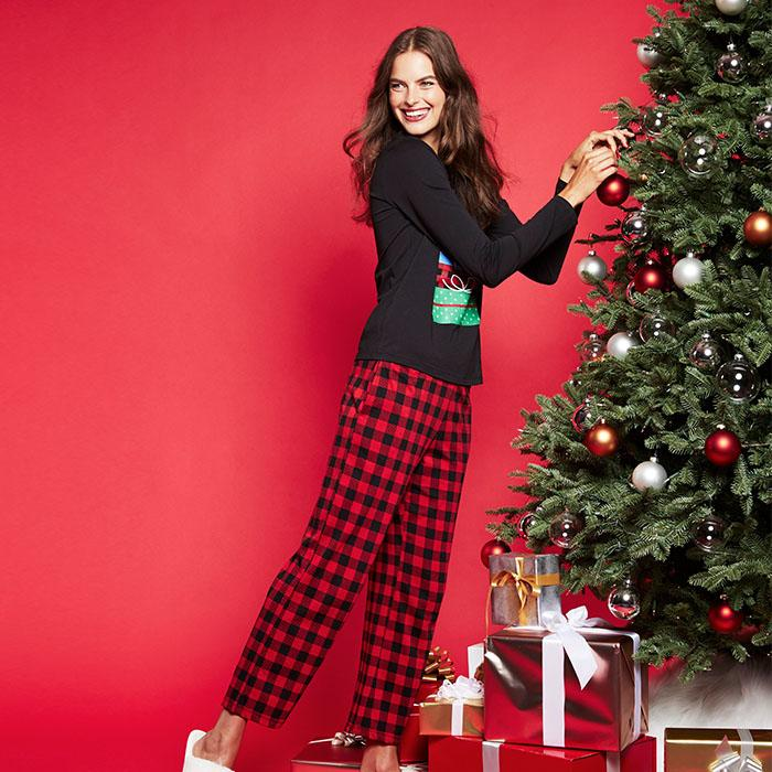 cute christmas pjs from Avon