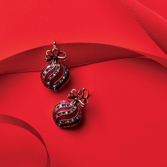 Avon's Ornament Earrings