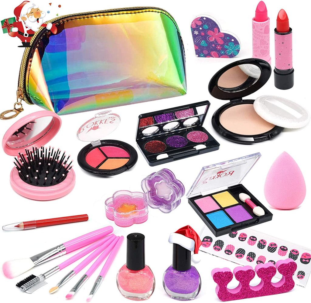 Washable Makeup Kit for Girls