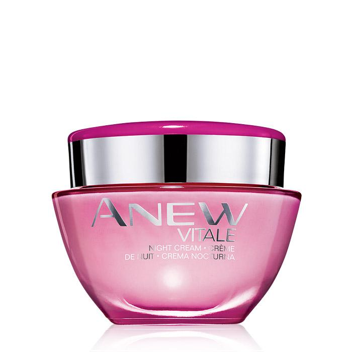 Anew Vitale Night Cream by Avon