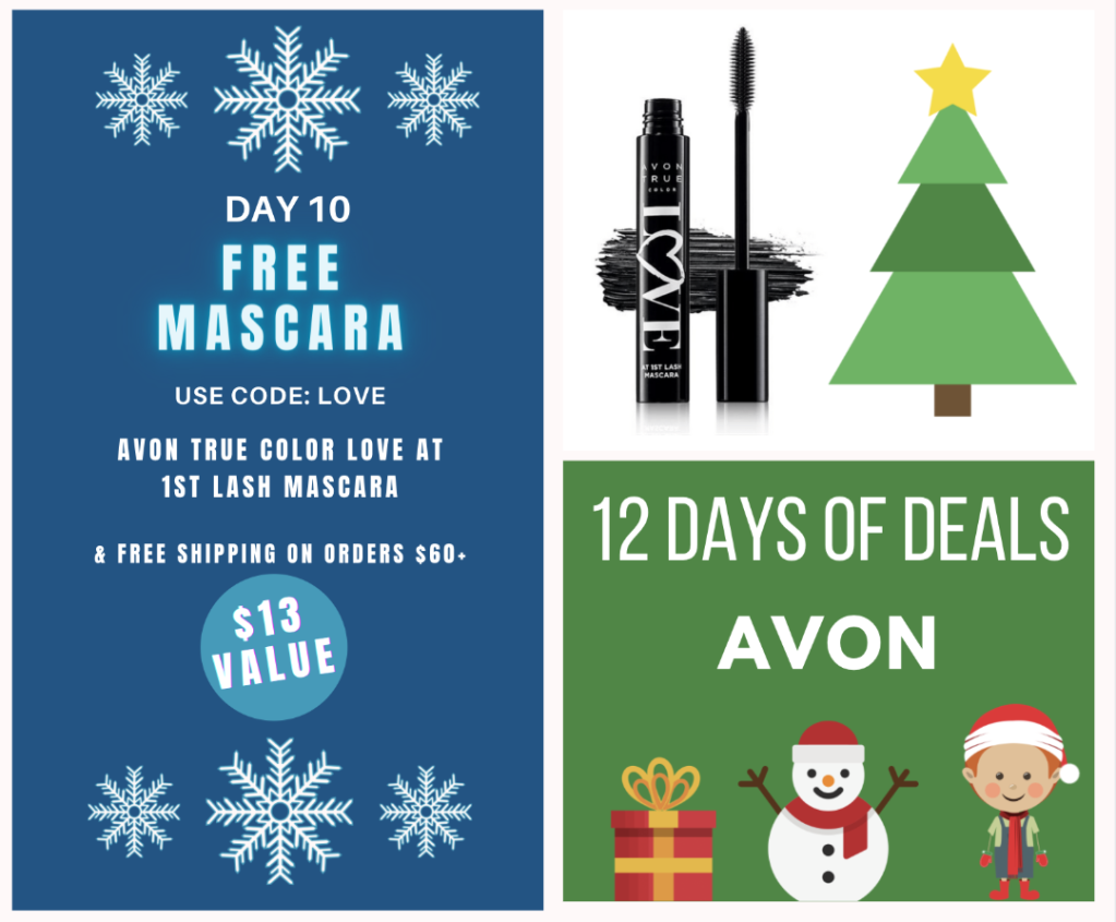 Avon 12 Days of Deals