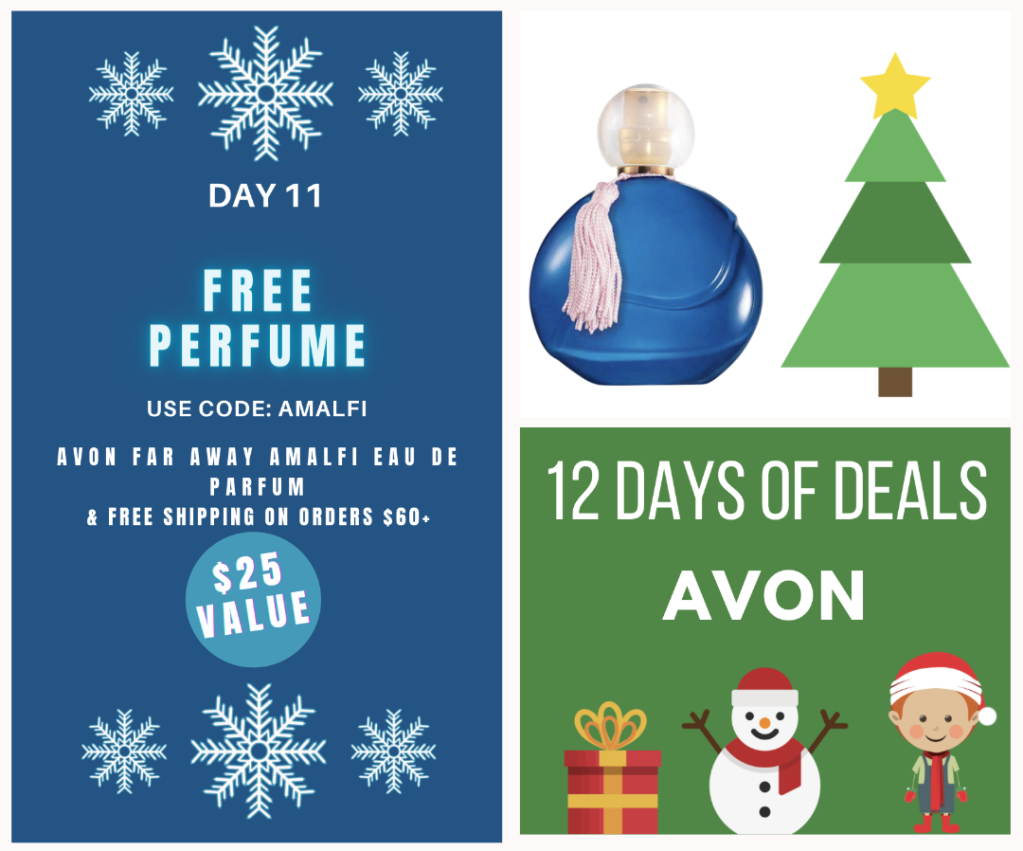 12 days of deals - AVON
