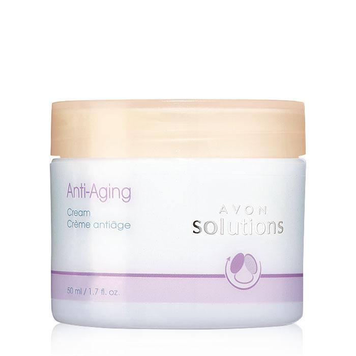 Avon Solutions anti-aging cream