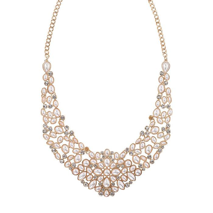 Iconic statement necklace by Avon