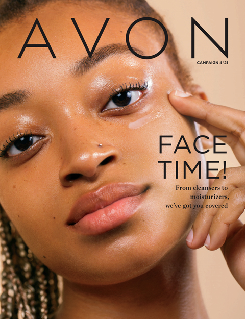 Current Avon Sale catalog