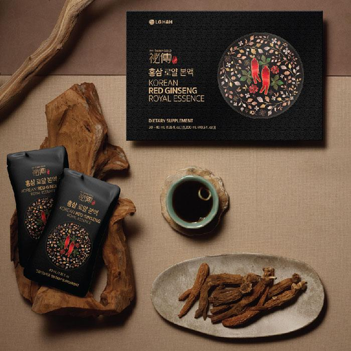 Korean Red Ginseng Royal Essence