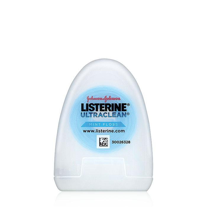 LISTERINE® Ultraclean® Mint Floss