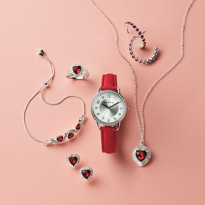 Valentines Day Jewelry at Avon