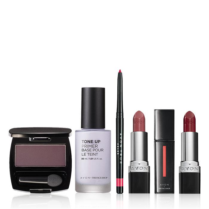 Avon makeup Prime Time Collection