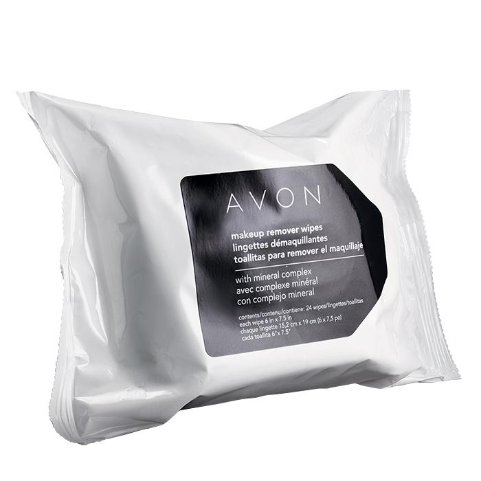 Makeup Remover Wipes with Mineral Complex