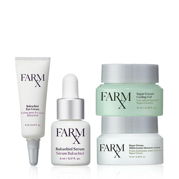 4 piece Farm Rx trial kit.
