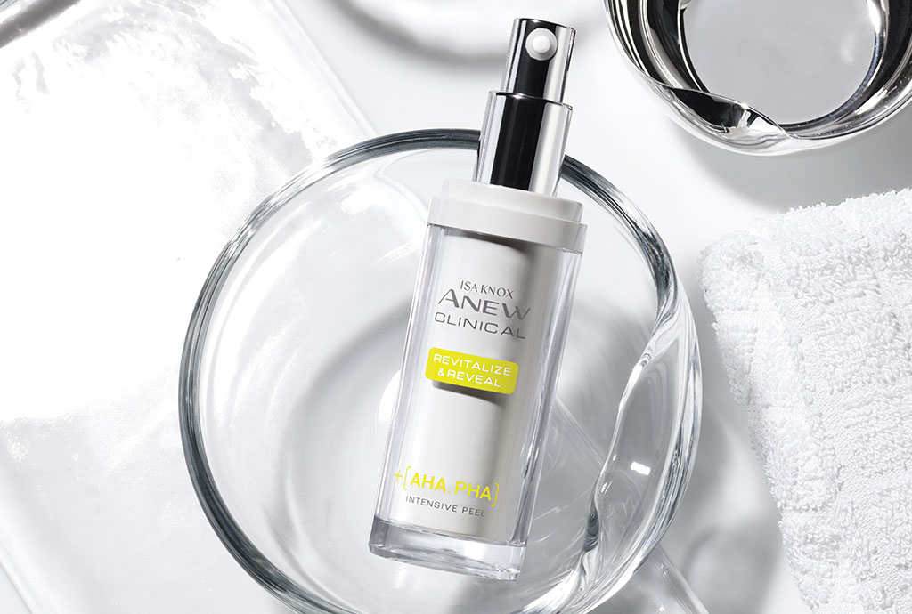 Avon Isa Knox Clinical Anew Revitalize and Reveal Intensive Peel