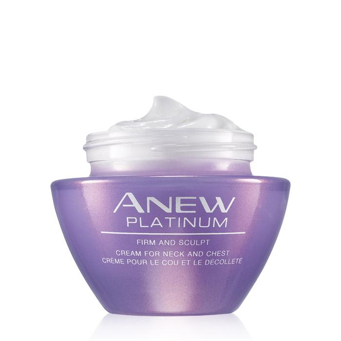 Anew Platinum Firm and Sculpt Cream for Neck and Chest