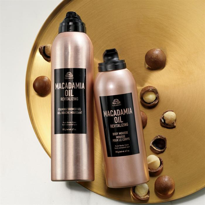 Macadamia Oil products at Avon