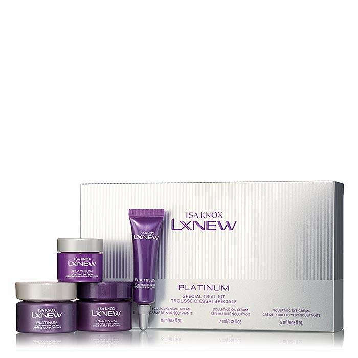 Isa Knox LXNEW Platinum Special Trial Kit from Avon